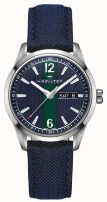 Hamilton Broadway|Day|Date|Quartz|Stainless Steel H43311941