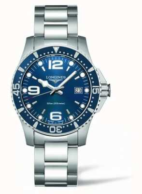 Longines Hydroconquest| 41MM Case |Blue Dial| Diving Watch L37404966