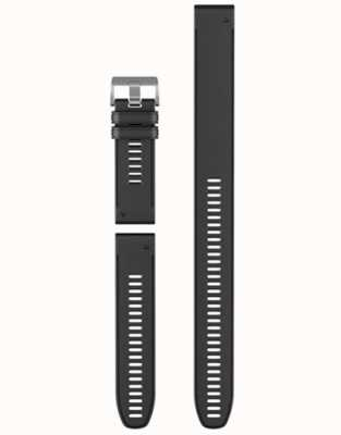 Garmin QuickFit 26 Watch Strap Only Black Extra Long Strap 010-12579-00