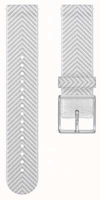 Polar | Ignite Fabric Wrist Strap Only | White Chevron S/M 91080475