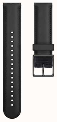 Polar | Ignite Leather Wrist Strap Only | Black M/L 91080478