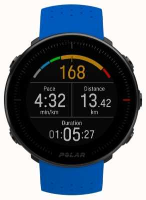 Polar | Vantage M | Heart Rate Monitor | Blue Rubber Strap 90080197