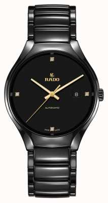 Rado True Automatic Diamonds High-Tech Ceramic R27056712