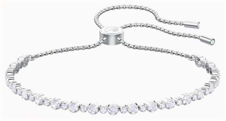 Swarovski Subtle | Bracelet | Rhodium Plated | White 5465384