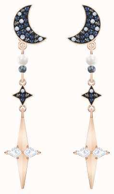 Swarovski Symbolic | Pierced Earring | Multi Coloured Stones | 5489533