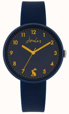 Joules | Coast | Navy Silicone Strap | Navy Dial | JSL020U