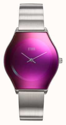 STORM | Mini Activon V3 Lazer Purple |Steel Mesh Bracelet | 47448/LP