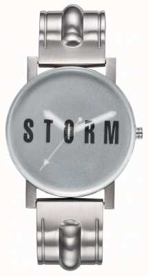 STORM | New Blast Green | Stainless Steel Bracelet | Green Dial | 47455/G