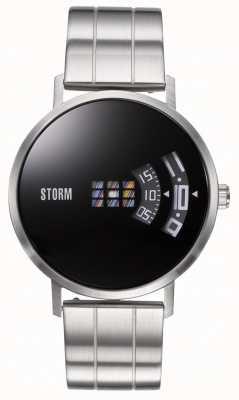 STORM | Remi V2 Black | Stainless Steel Bracelet | Black Dial 47458/BK
