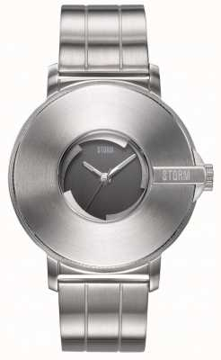 STORM | Camera V6 Grey | Limited Edition | Steel Bracelet 47463/GY
