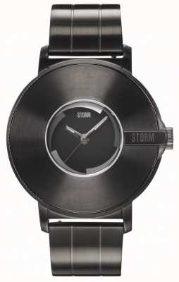 STORM | Camera V6 Slate | Limited Edition | Steel Bracelet 47463/SL