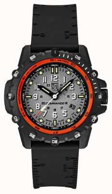 Luminox Commando Frogman 3300 Series | 46mm | Black Rubber Strap | XS.3301