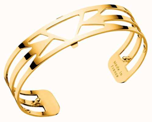 Les Georgettes 14mm Ibiza Gold Plated Bangle 70295960100000