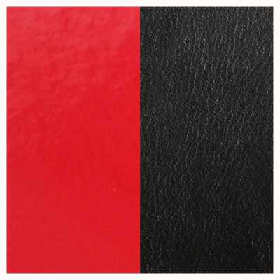 Les Georgettes 25mm Leather Insert | Patent Red/Black 702755199AO000