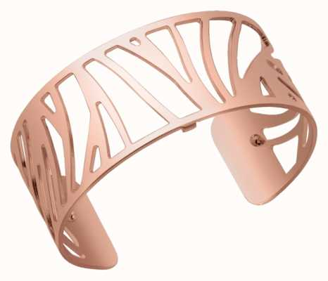 Les Georgettes 25mm Perroquet Rose Gold Plated Bangle 70274444000000