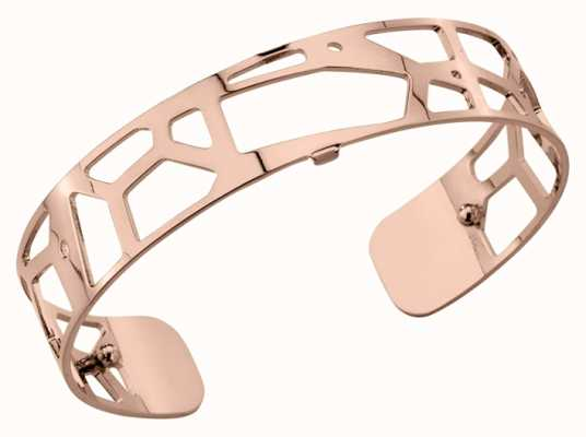 Les Georgettes 14mm Girafe Rose Gold Plated Bangle 70261654000000