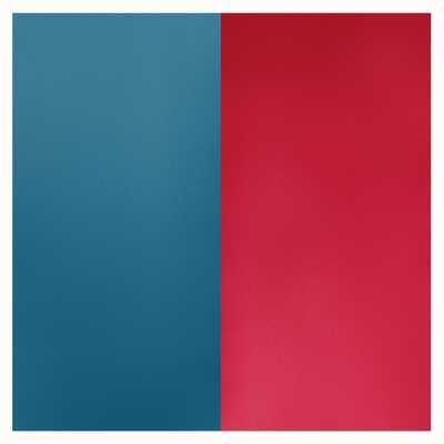 Les Georgettes 12mm Vinyl Insert | Petrol Blue/Raspberry 703018584M7000