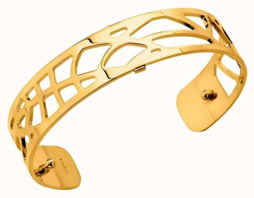 Les Georgettes 14mm Fougeres Gold Plated Bangle 70284090100000