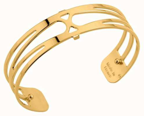 Les Georgettes 14mm Garden Gold Plated Bangle 70344310100000