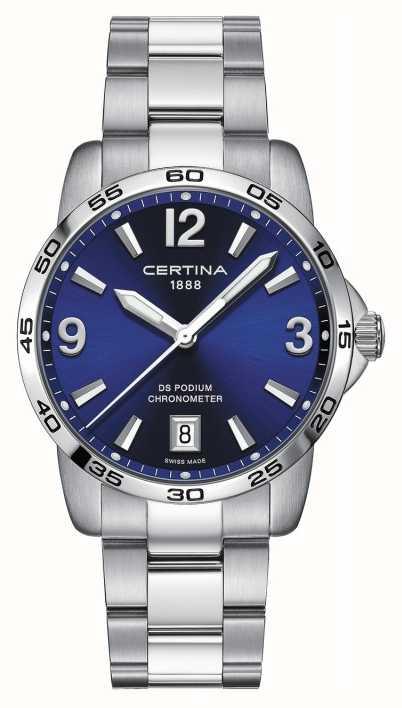 Certina C0344511104700