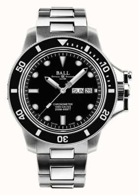 Ball Watch Company Men's Engineer Hydrocarbon | Original | Automatic Stainless DM2118B-SCJ-BK