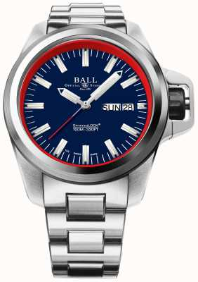 Ball Watch Company | Engineer Hydrocarbon | DEVGRU | Limited Edition NM3200C-SJ-BERD