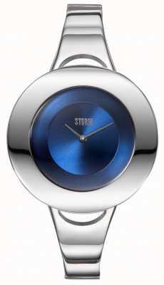 STORM | Centro | Women's Stainless Steel Bracelet | Blue Dial | 47449/B