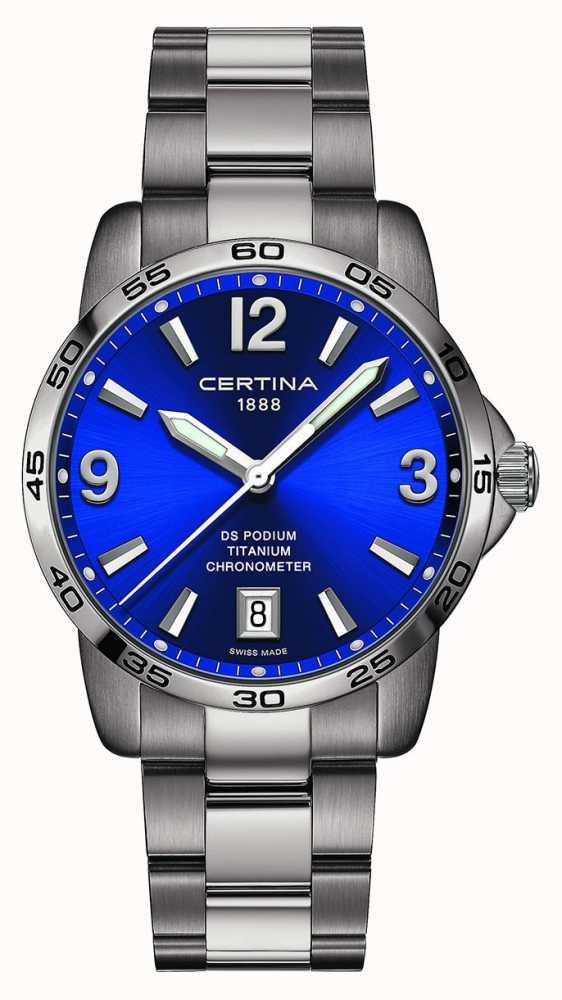 Certina C0344514404700