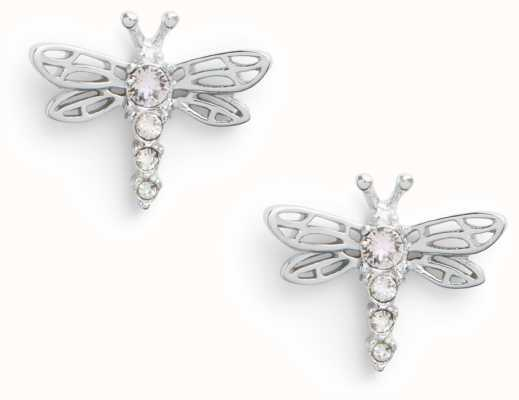 Olivia Burton | Dancing Dragonfly | Silver | Stud Earrings | OBJAME144