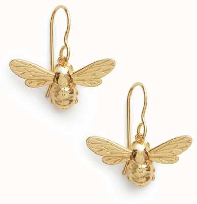 Olivia Burton | Lucky Bee | Gold | Sleeper Earrings | OBJAME172N