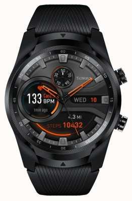 TicWatch Pro 4G LTE | Black | WearOS Smartwatch PRO4G
