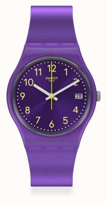 Swatch | Original Gent | Purplazing Watch GV402