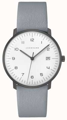 Junghans Max Bill Quartz | 38mm Black & White 041/4064.04