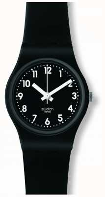Swatch | Original Lady | Lady Black Single Watch LB170E