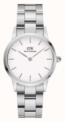 Daniel Wellington Iconic Link 28mm Stainless Steel White Dial DW00100207