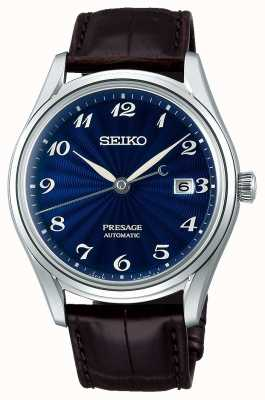 Seiko Presage Gents Mechanical Date Window SJE079J1
