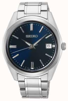 Seiko | Conceptual Gents Quartz | Stainless Steel | Blue Dial | SUR309P1