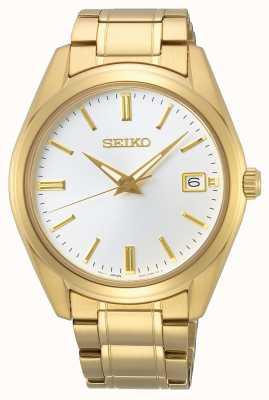 Seiko | Conceptual Gents Quartz | Gold-Tone Stainless Steel | SUR314P1