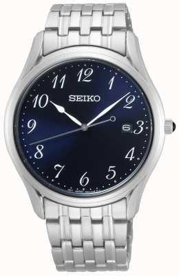 Seiko | Conceptual Gents Quartz | Stainless Steel Bracelet | SUR301P1