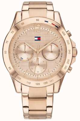 Tommy Hilfiger Haven | Rose Gold Ion-Plated Bracelet | Rose Dial 1782197
