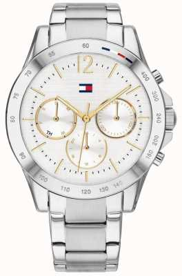 Tommy Hilfiger Haven | Stainless Steel Bracelet | White Dial | 1782194