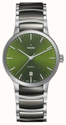 RADO Centrix Automatic High-Tech Ceramic Green Dial R30010312