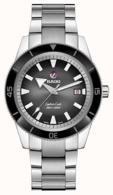RADO XL 'Captain Cook' Automatic Black Dial R32105153