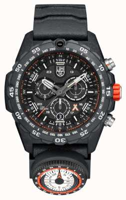 Luminox Mens Bear Grylls Survival Master Series 3741 Black Orange XB.3741