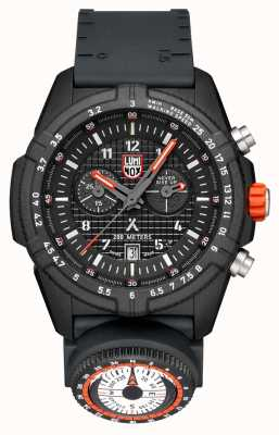 Luminox Mens Bear Grylls Survival Land Series 3780 Black Orange XB.3781.KM