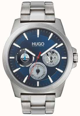 HUGO #TWIST | Stainless Steel Bracelet | Blue Dial 1530131