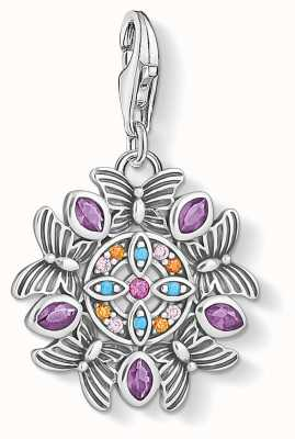 Thomas Sabo | Charm Pendant Amulet Kaleidoscope | Multi-Coloured 1827-477-7