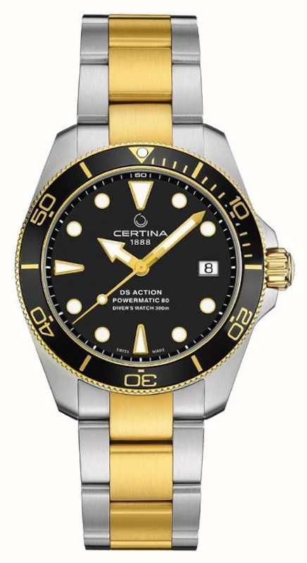Certina C0328072205100