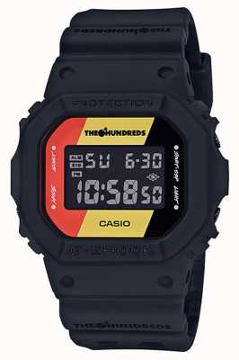 Casio G-Shock The Hundreds 15th Anniversary Limited Edition DW-5600HDR-1ER