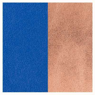 Les Georgettes 25mm Leather Insert | Royal Blue/Mermaid Pink 702755199DK000